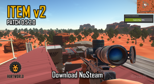 Hurtworld download nosteam ItemV2 Experimental