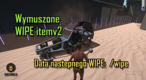 WIPE hurtworld itemv2