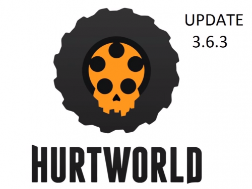 hurtworld update 0.3.6.3